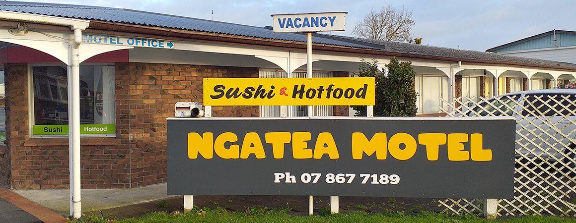 Ngatea Motel