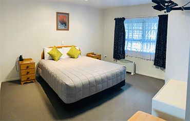 Comfortable spacious rooms with high quality furnishings
