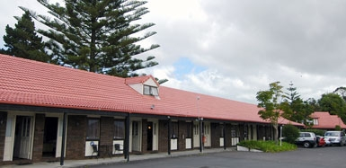 conveniently located motel for people looking for accommodation close to the airport