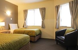 beds in the bedroom