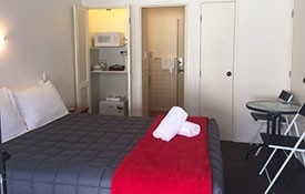 affordable accommodation for one or two persons