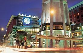 Skycity Casino and Sky Tower
