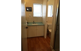 ensuite bathroom of Kitchen unit