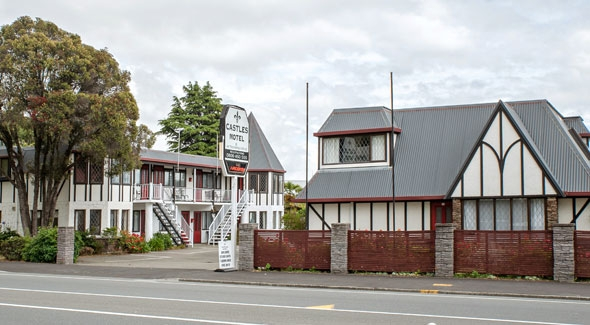 Welcome To Castles Motel In Nelson New Zealand