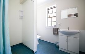 bathroom of 2-bedroom unit