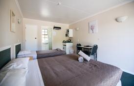 studio unit suitable for 2-3 guests
