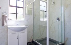 ensuite bathroom in the unit