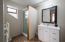 studio with luxury bathrooms