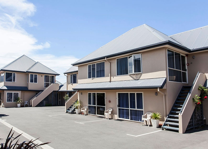 Christchurch motel accommodation