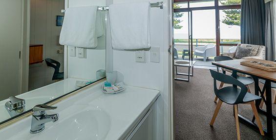 relax at Whispering Sands Beachfront Motel Gisborne