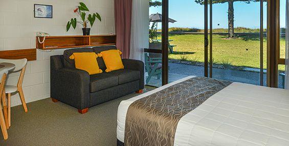 ground floor apartment lounge
