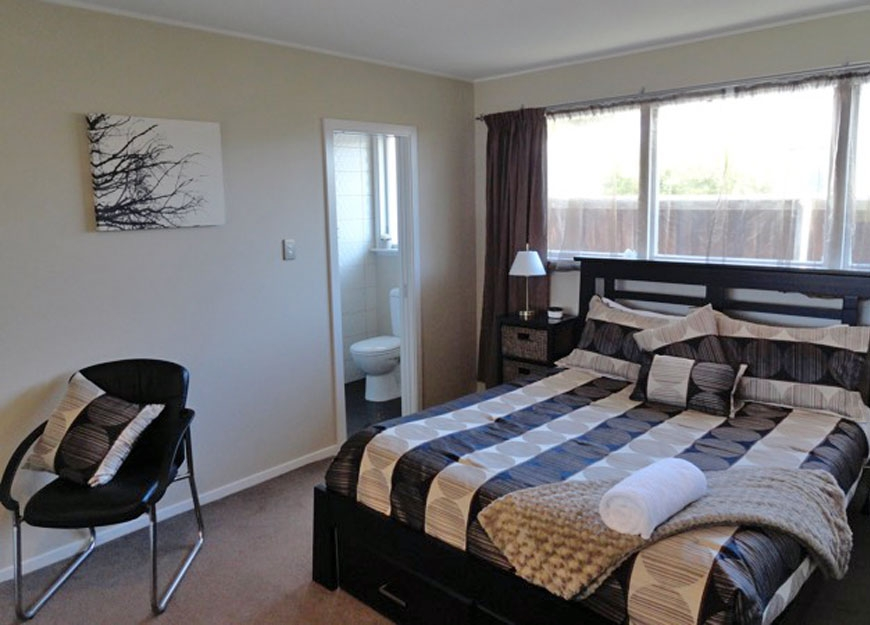 comfortable fully furnished rooms