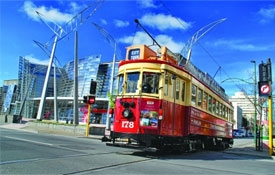Christchurch Tramway