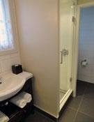 bathroom of studio unit