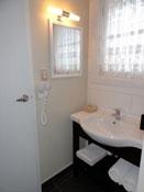 bathroom of family unit