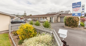 Image of the Kensington Motel, providers of affordable Whangarei accommodation