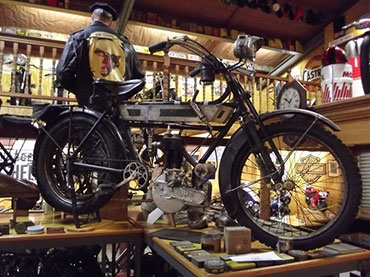 Thomson's Motorcycle Museum