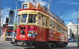 Welcome Aboard website about Christchurch attractions