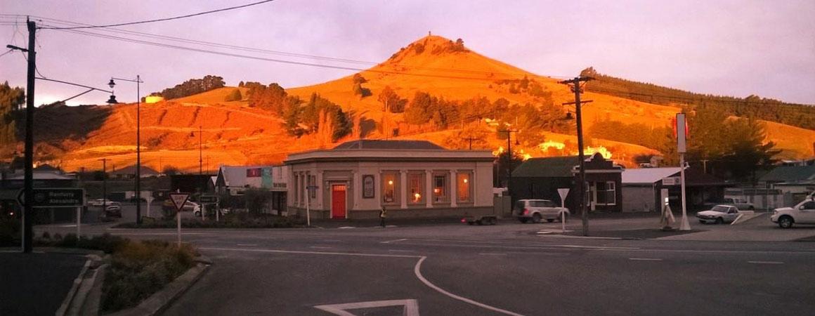 motel in Palmerston Otago