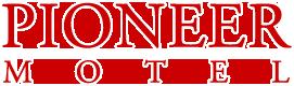 Pioneer Motel Logo