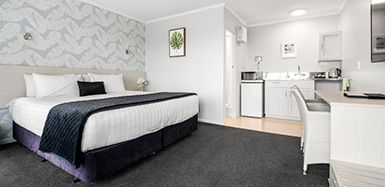 Affordable and comfortable accommodation