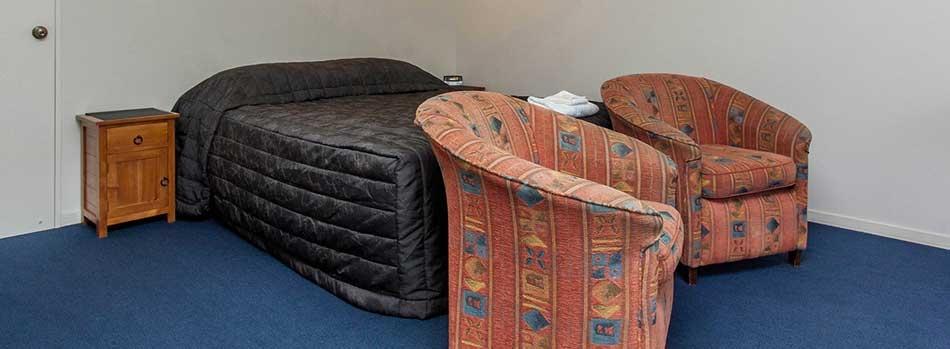 Comfortable motel units
