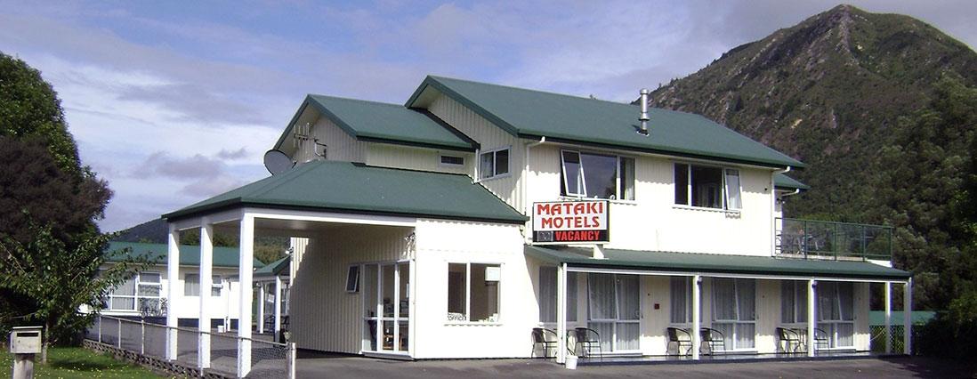 Mataki Motel complex