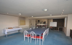 Conference room and facilities at BK's Fountain Court Motor Inn Napier