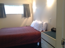 1-bedroom unit with disabled facilities