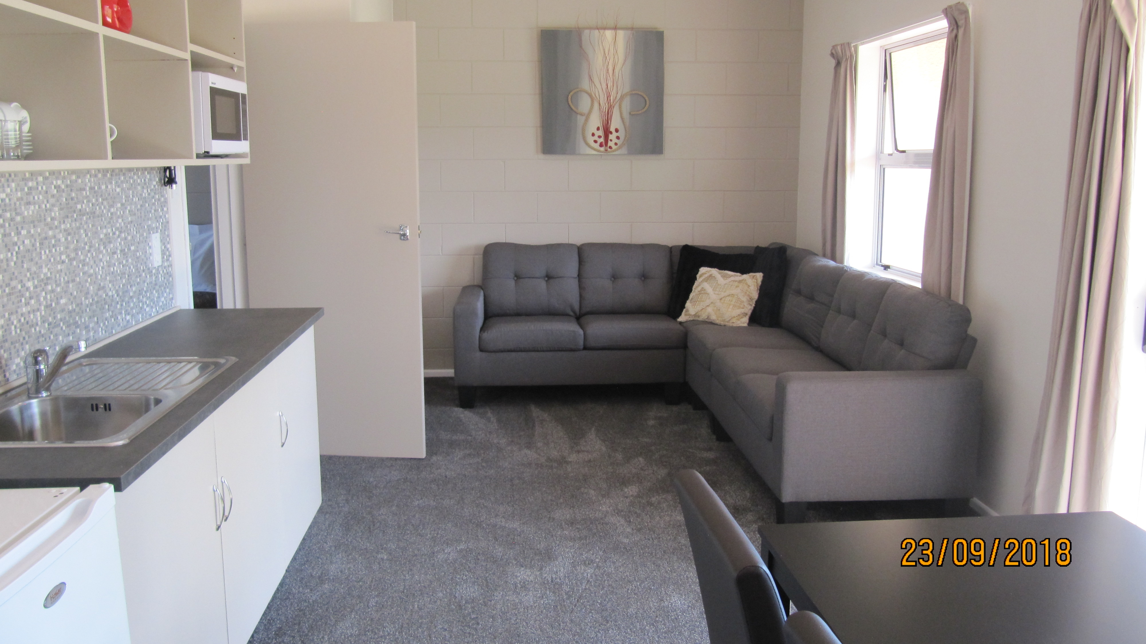 lounge of our family unit