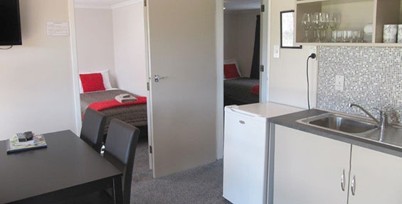 3-bedroom unit kitchenette