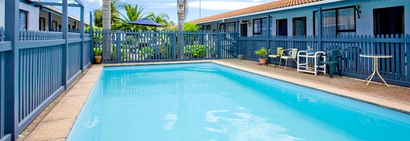 Cortez Motor Inn - Accommodation Whakatane
