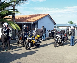 Whanaka motor bike club
