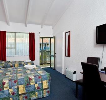 Image of Whakatane motel accommodation