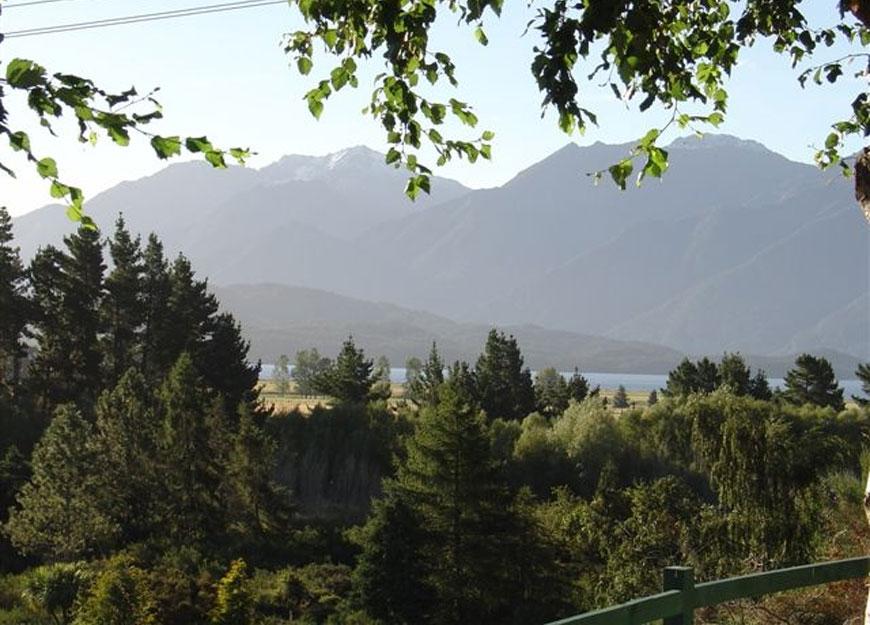 enjoy great views of mountains
