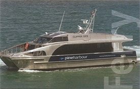 Pine Harbour Ferry To Auckland