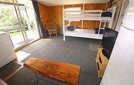 family caravan with annexe