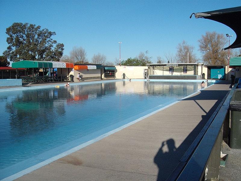 hot mineral pools