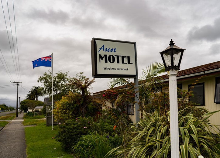 Westport motel accommodation