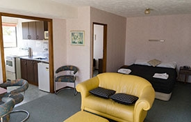 1-bedroom accommodation
