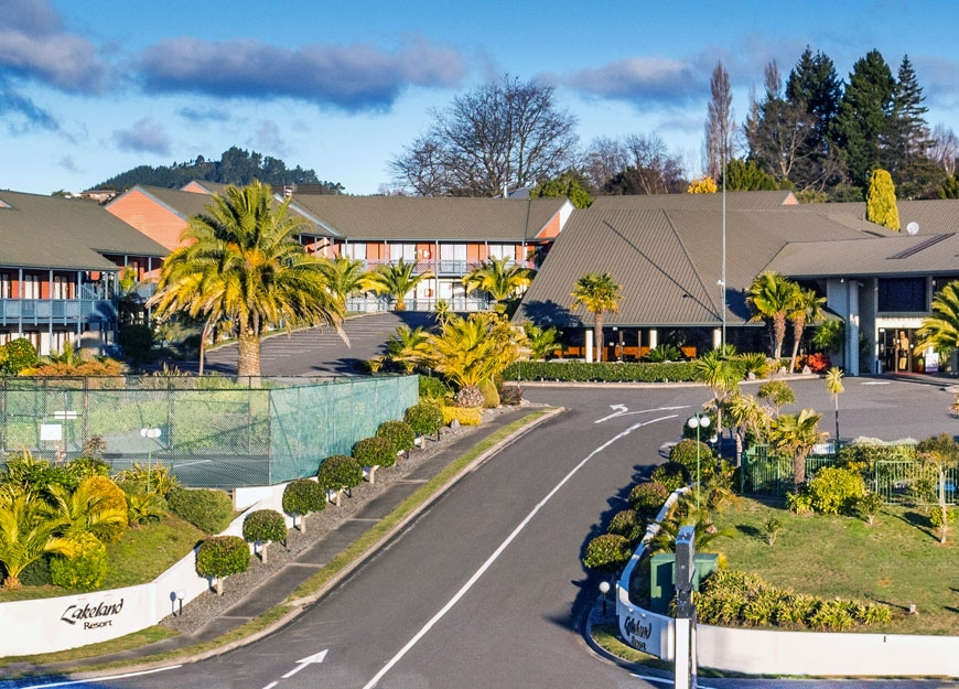 Lake Taupo Lakeland Resort