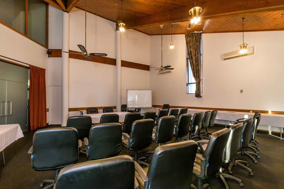 all conference facilities available