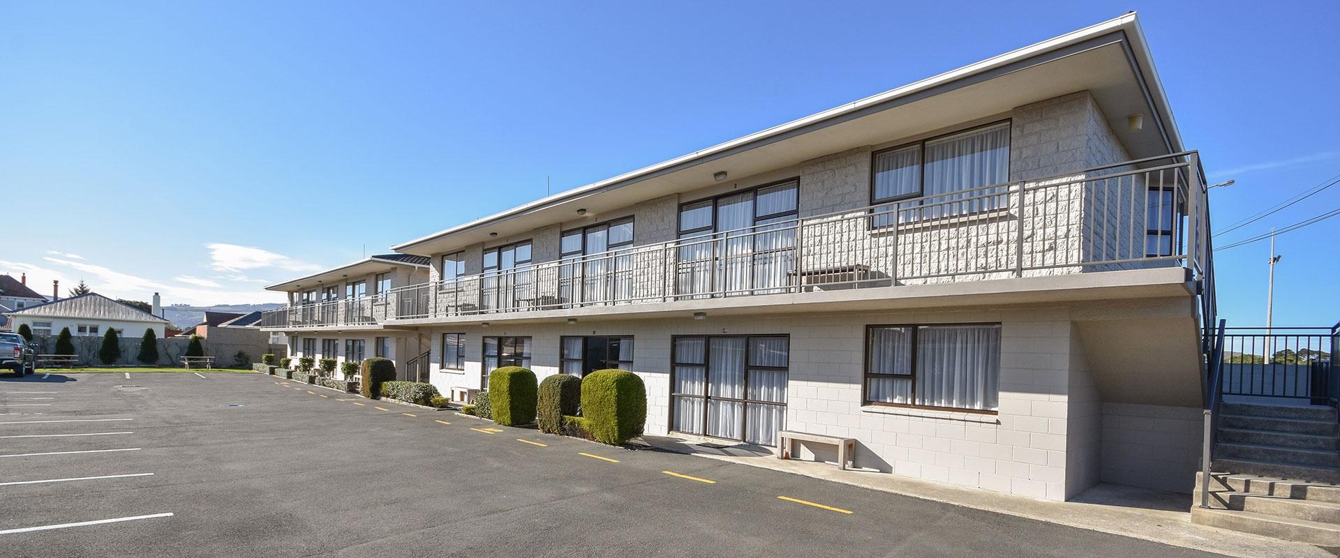 Dunedin accommodation