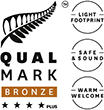 Qualmark 4-Star Plus Bronze