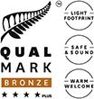 Qualmark 4-Star Plus Bronze