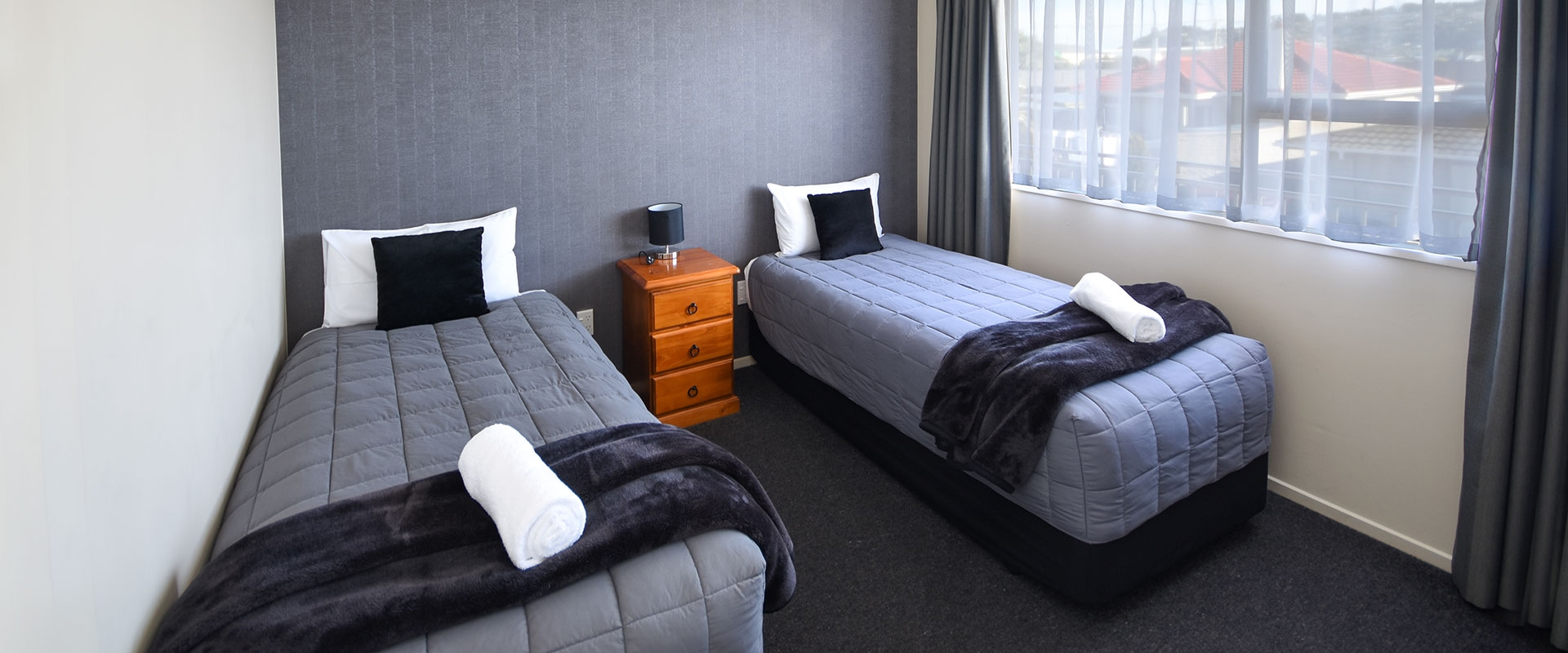 St Kilda motel