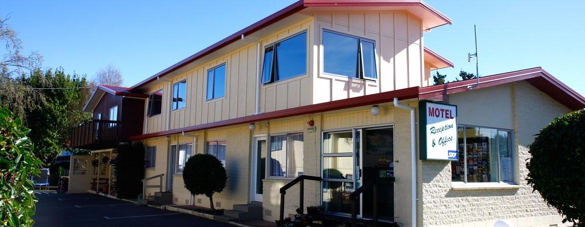 motel complex