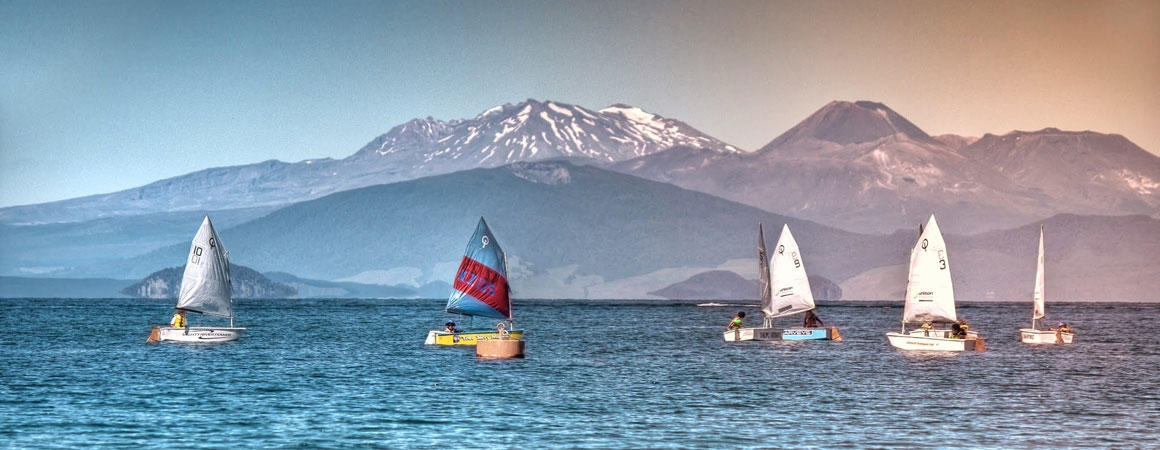 popular activities of Lake Taupo