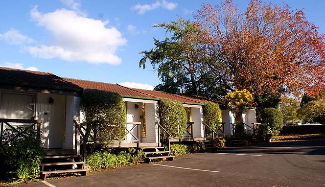 Siesta Motel in Newmarket - Auckland Accommodation - New Zealand