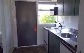 stove-top kitchen